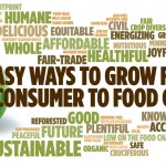 15 Easy Ways to Grow From Food Consumer to Food Citizen